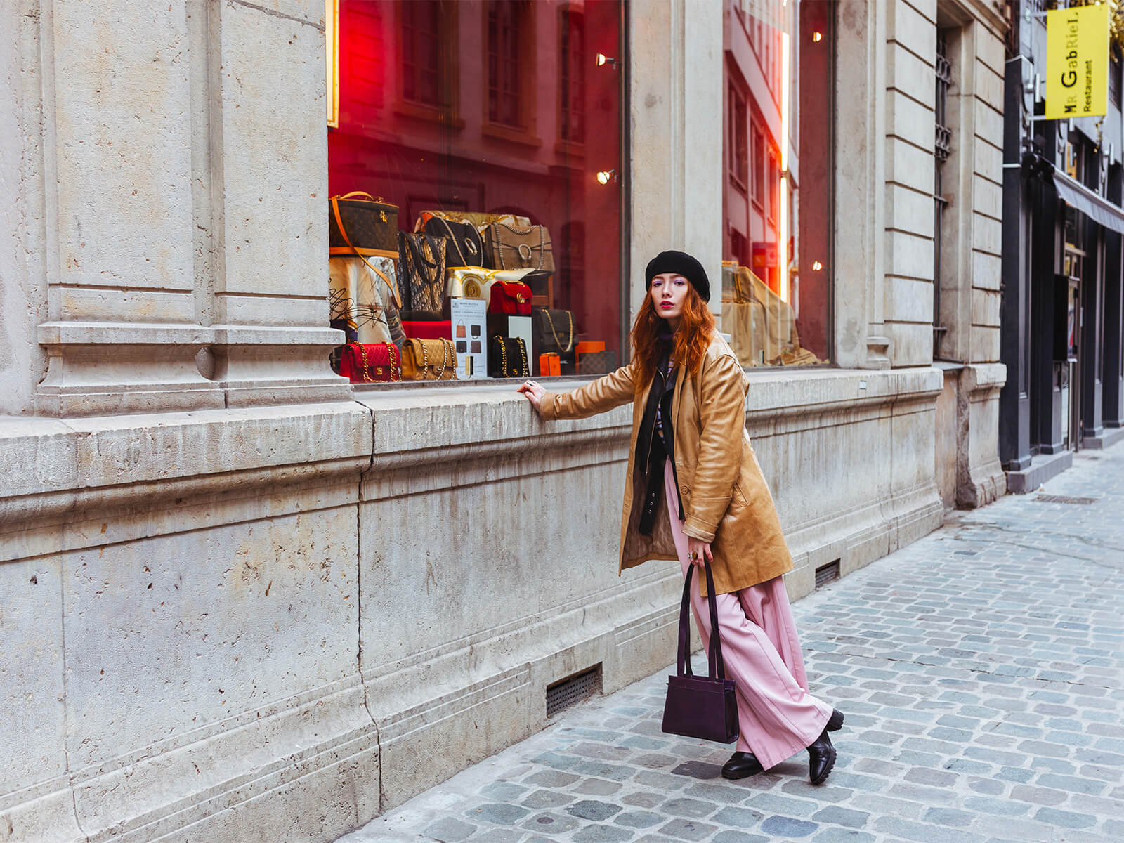 marine vitrine boutique lyon