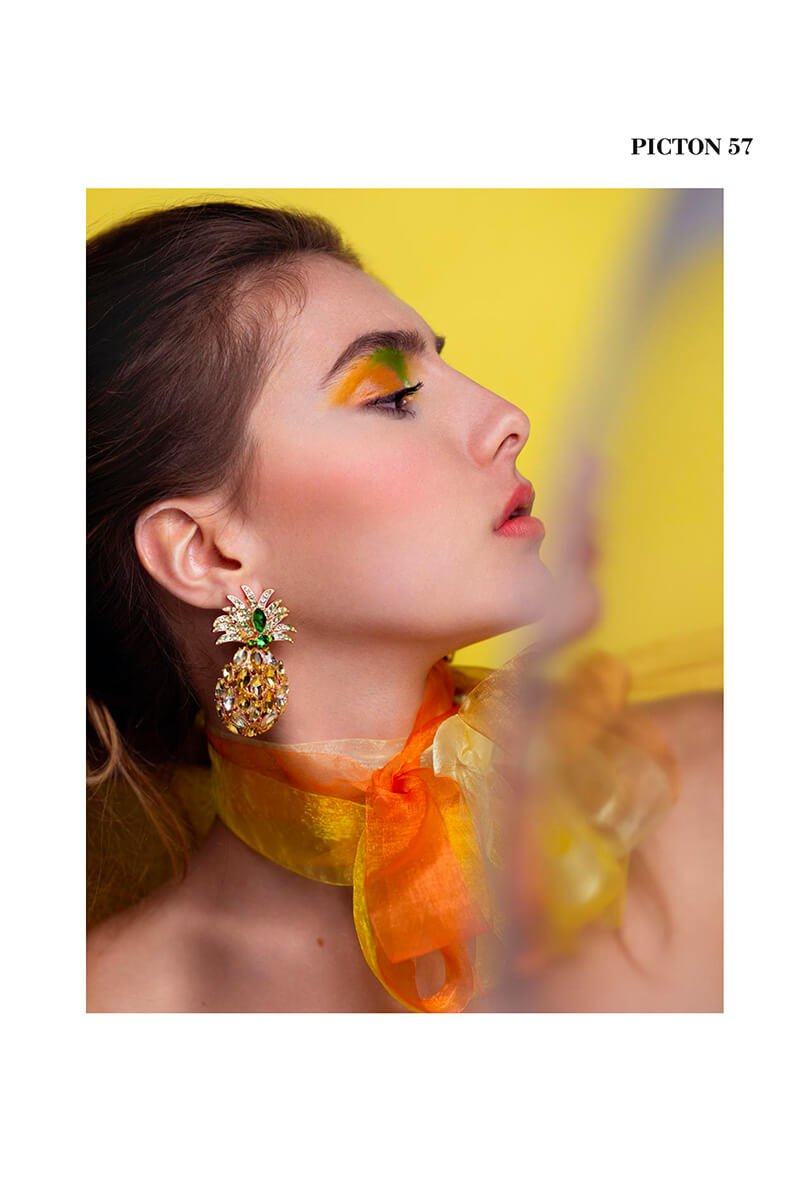 yellow effet